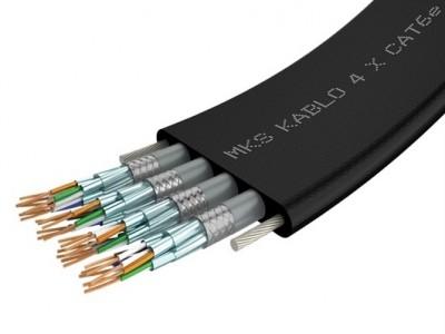 Yassı Flexible Asans 246 R Kabloları