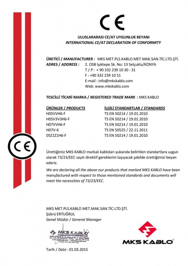 Flat Elevator Cables CE Certification
